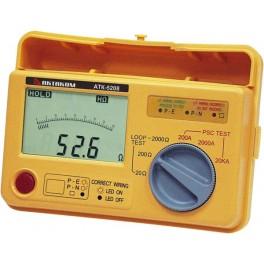 AKTAKOM АТК-5259 Измеритель параметров УЗО
