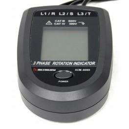 AKTAKOM АСМ-6060 Указатель чередования фаз