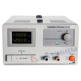 AKTAKOM APS-3320L Источник питания с дистанционным управлением