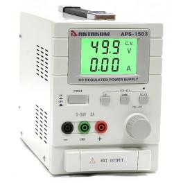 AKTAKOM APS-1503L Источник питания с дистанционным управлением