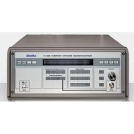 Генератор сигналов Elmika Г4-199M