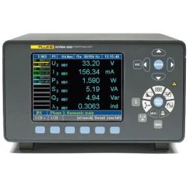 Высокоточный анализатор электроснабжения Fluke Norma 4000