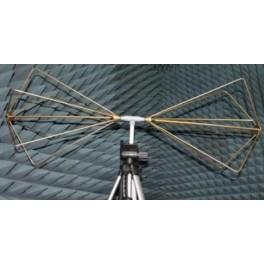 Широкополосная измерительная биконическая антенна П6-121