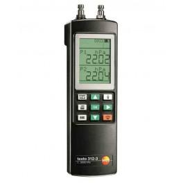 Testo 312-3 дифференциальный манометр