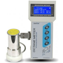 Анализатор качества бензина и дизельного топлива Октанометр SHATOX SX-100К