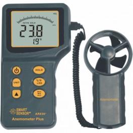 Анемометр цифровой Smart Sensor AR836