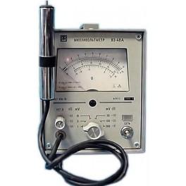 Милливольтметр стрелочный В3-48
