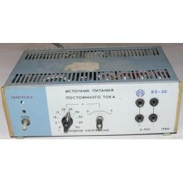 Источник питания постоянного тока Б5-30