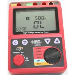 Мегаомметр Smart Sensor AR3125
