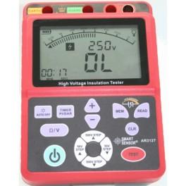 Мегаомметр Smart Sensor AR3127