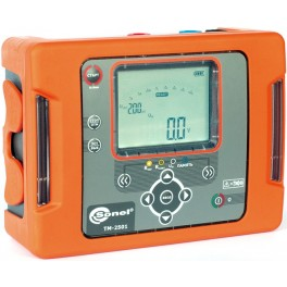 Измеритель сопротивления изоляции Sonel TM-2501