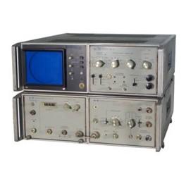 Анализатор спектра СК4-66