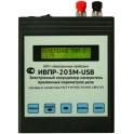 Измеритель временных параметров реле ИВПР-203М-USB