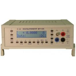 Мультиметр В7-64