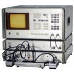 Измеритель комплексных коэффициентов передачи и отражения Р4-68