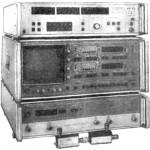 Измеритель комплексных коэффициентов передачи и отражения РК4-54/2