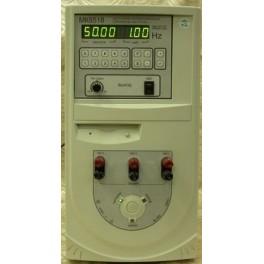 Источник калиброванных сигналов частоты МК8518
