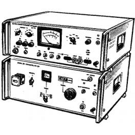 Приемник измерительный П5-34