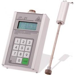 Универсальный измеритель уровней электростатических полей СТ-01