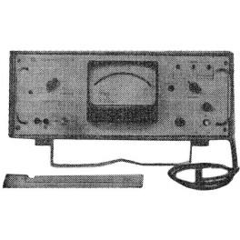 Милливольтметр лабораторный В3-28А