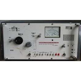Селективный микровольтметр DMS-4