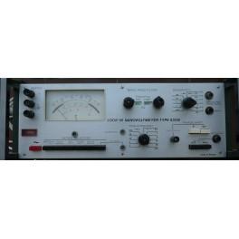 Нановольтметр Unipan 232B