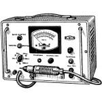 Вольтметр ламповый В3-4 (МВЛ-4)