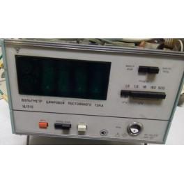 Вольтметр лабораторный цифровой Щ1312