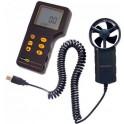 Анемометр цифровой ПрофКиП Циклон-836