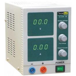 Источник питания аналоговый ПрофКиП Б5-43М