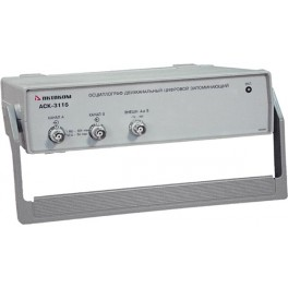 АСК-3116 Двухканальный USB осциллограф