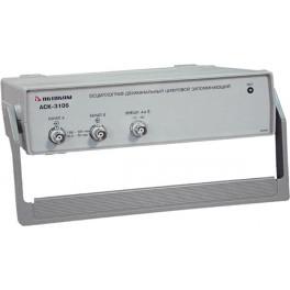 АСК-3106 Двухканальный USB осциллограф